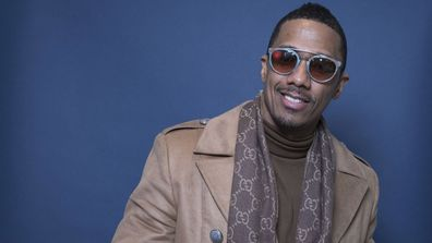 Nick Cannon poses for a portrait in New York (Photo: Dec. 10, 2018)