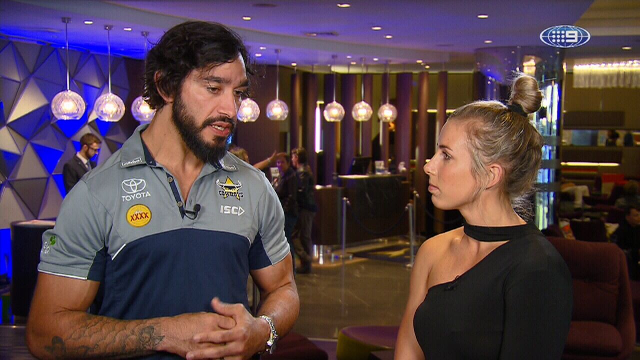 Thurston's message for Cronk