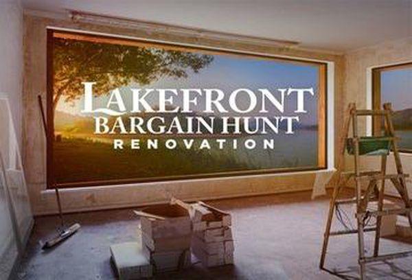 Lakefront Bargain Hunt Renovation