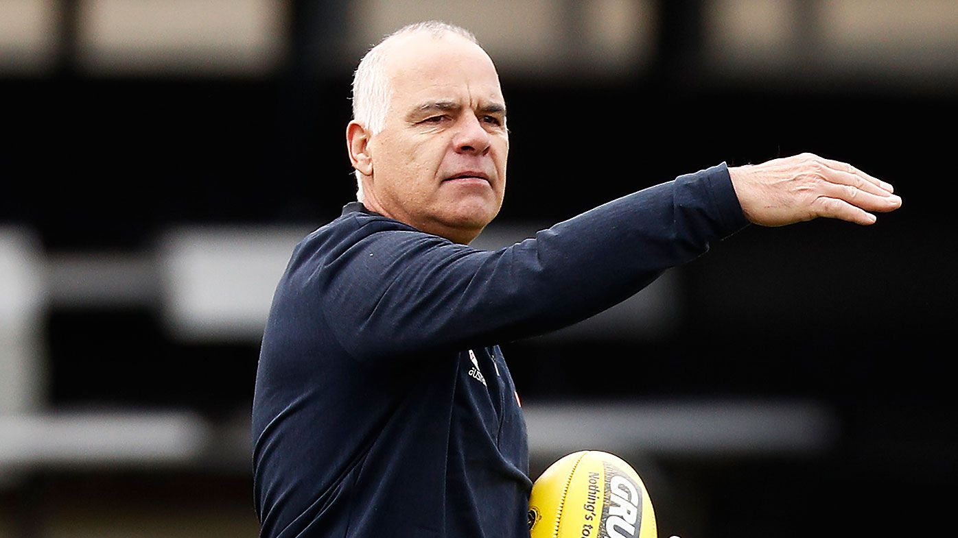 Carlton legend Greg Williams opens up on highly-publicised coach search