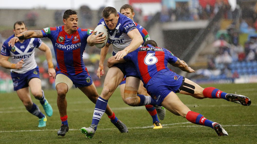 Brown rates Bulldogs as title contenders