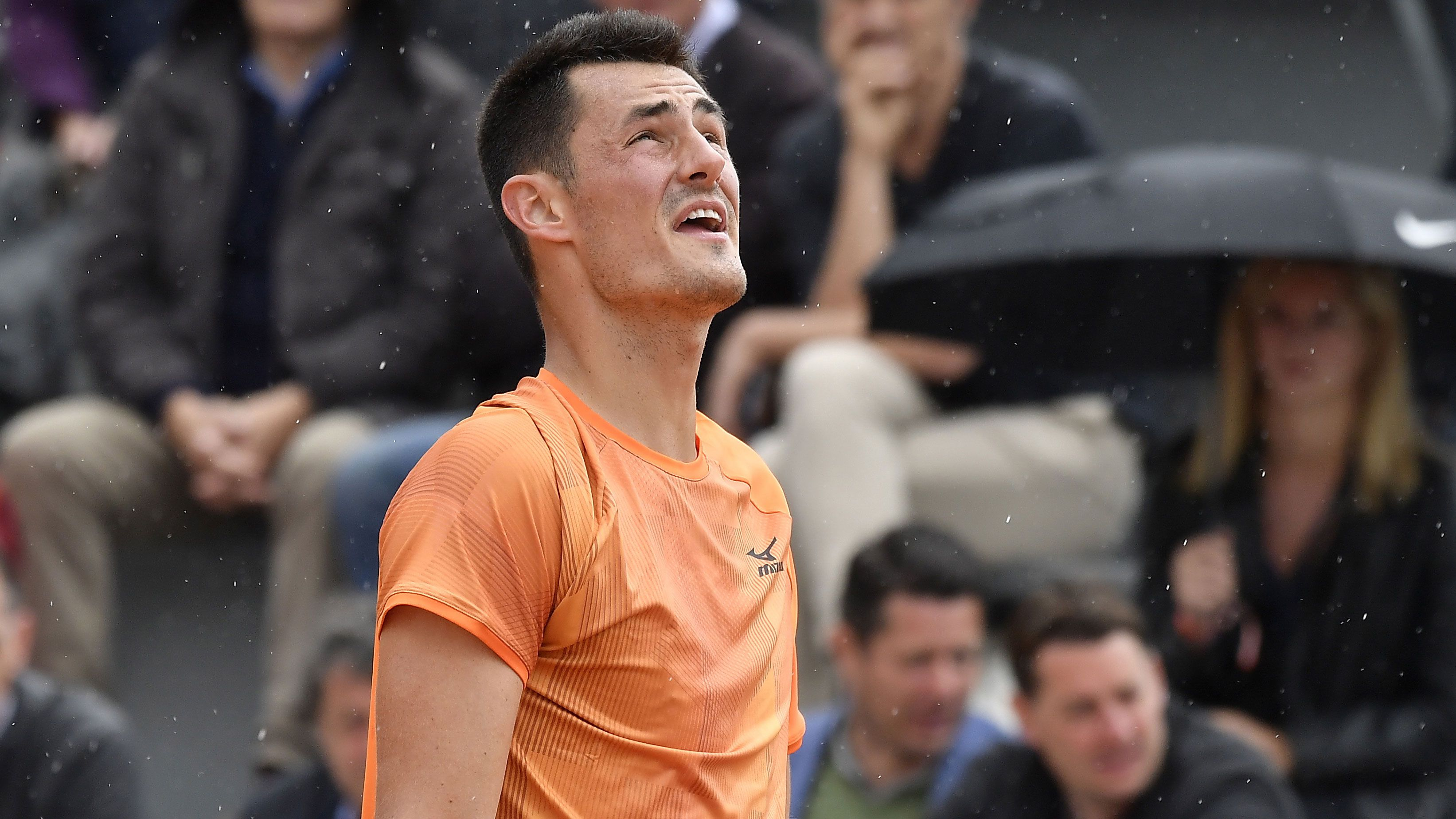 'Take a year out': Bernard Tomic urged to take drastic action after French Open fail