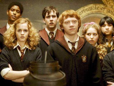 Jessie Cave, Harry Potter, pregnant
