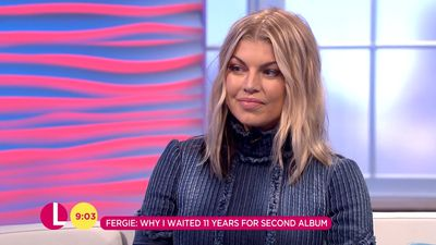 Fergie struggles with mum 'guilt' like the rest of us