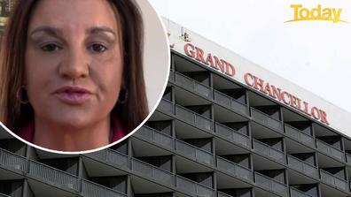 Senator calls for travellers to quarantine on Christmas Island