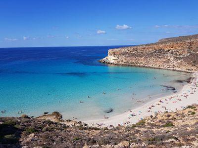 8. Spiaggia dei Conigli - Lampedusa, Italy