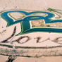 Love Lake: Heart-shaped lagoons link up in Dubai desert