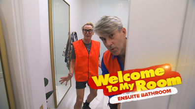 Exclusive: Mitch and Mark on their glamorous ensuite