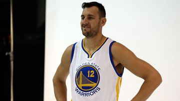 Bogut said he might have to buy a hazmat outfit following Zika virus concerns at Rio. (AAP)