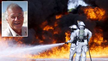 Toxic firefighting foam hazard 'as bad as asbestos'
