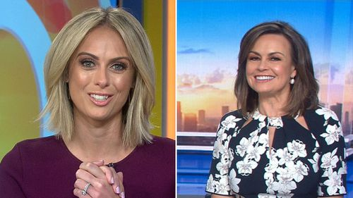 Sylvia Jeffreys had some beautiful words for her friend Lisa Wilkinson.