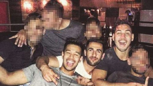 Friends call victim of Australian gang rapists a 'sl-t'