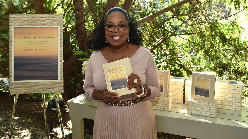 <strong>Oprah's favourite things 2017</strong>
