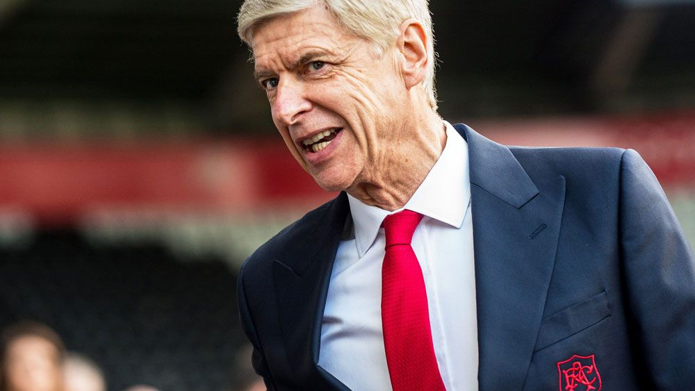It's turning into another lost year for Arsene Wenger and Arsenal. (AAP)