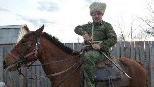 Australian Cossack may have flown to Ukraine to support pro-Russian rebels
