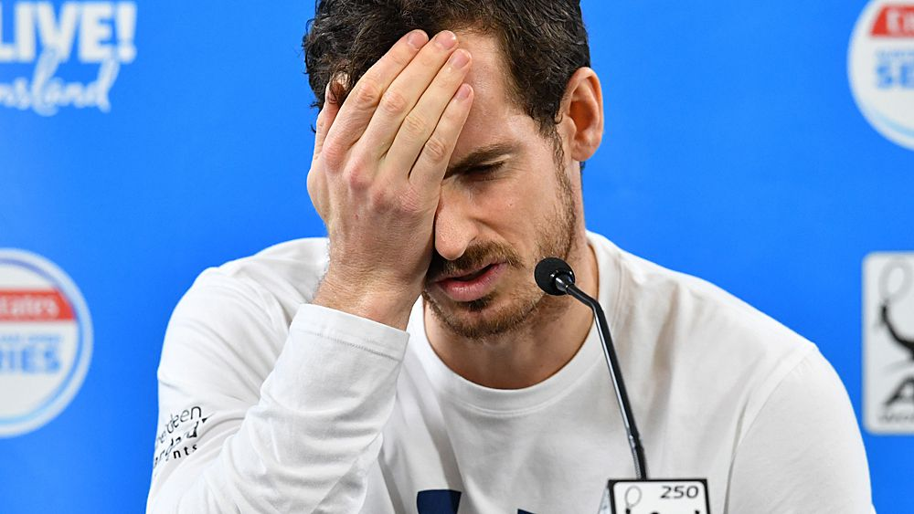 Tennis: Andy Murray pulls out of 2018 Australian Open