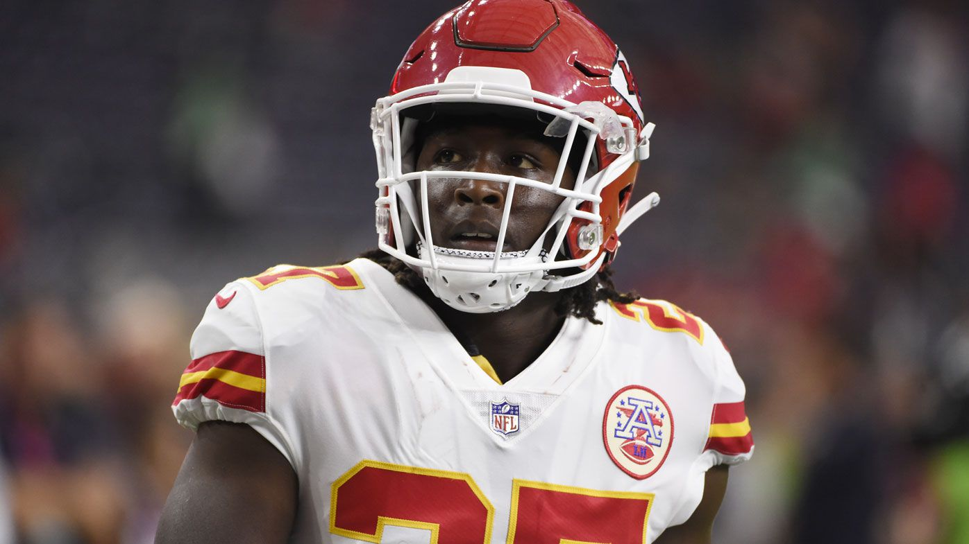 NFL: Kareem Hunt says 'I deserves forgiveness' for assaulting female