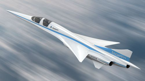 New supersonic jet could fly Sydney to LA in under seven hours