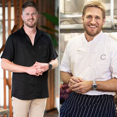 Bryce and Curtis Stone