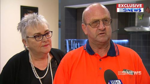 The owners, Karen and Joseph Corkhill, are warning others to be wary.