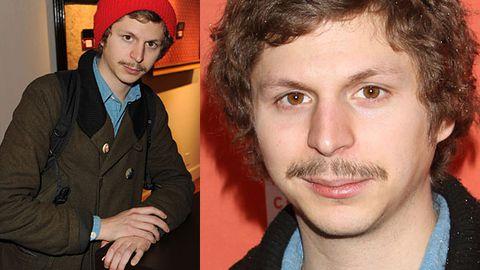 Hot or not: Michael Cera's moustache