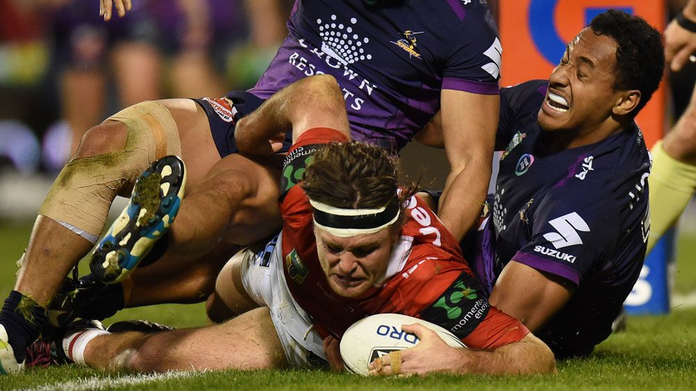 Dragons fail to impress in Storm NRL win