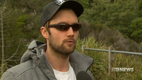 Mr Nolch spoke to 9NEWS this afternoon. (9NEWS)