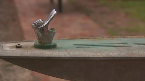 The council is now testing 140 bubblers located throughout the city. (9NEWS)
