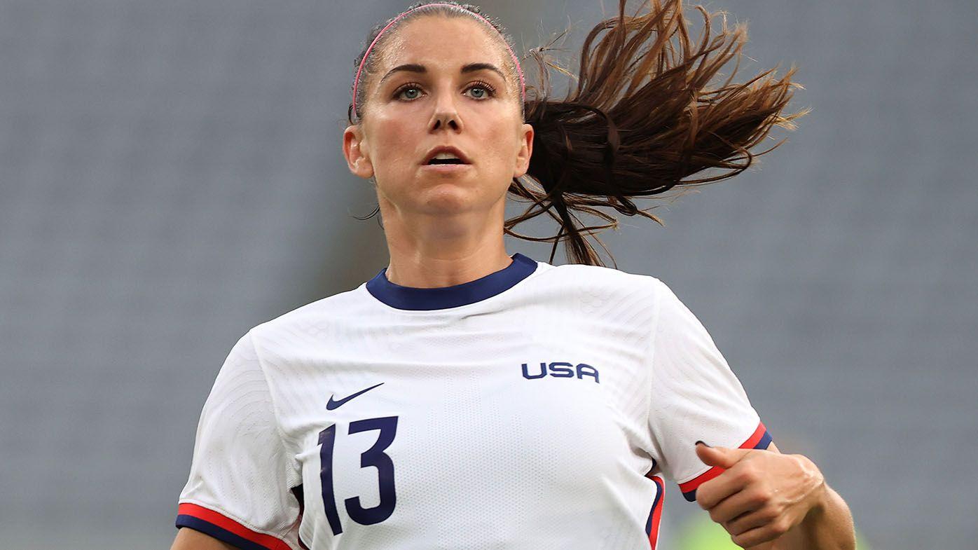 Tokyo Olympics 2021: USA women's football pay dispute resurfaces amid Games tilt