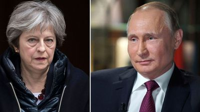 Russia expels 23 British diplomats in retaliatory move in spy poisoning standoff
