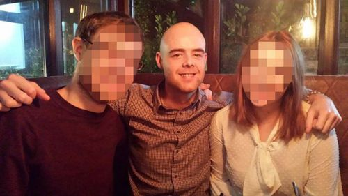 British backpacker Thomas Jackson has also been posthumously honoured for trying to save fellow Briton Mia Ayliffe-Chung during a frenzied knife attack at a Queensland hostel in 2016. Picture: Supplied