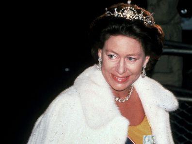 Princess Margaret passed away in 2002.