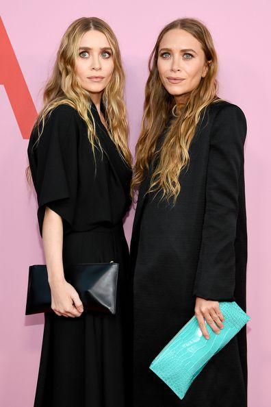 Mary-Kate Olsen and Ashley Olsen: 2019