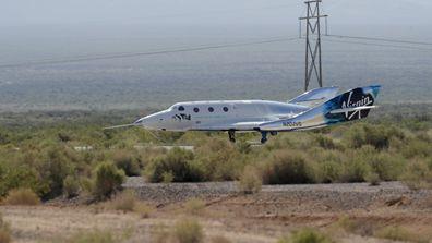 Richard Branson has successfully flown into space on Virgin Galactic.