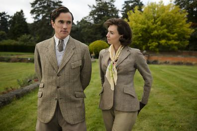 princess margaret and peter townsend the crown netflix