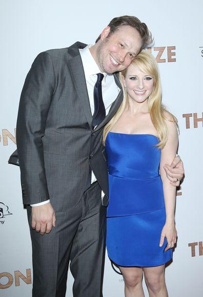 Big Bang Theory, Melissa Rauch, husband, Winston Beigel, baby boy, birth