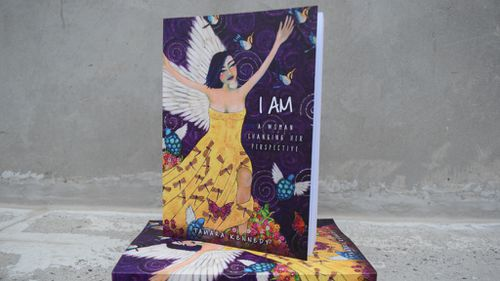 """I AM"" is a guide that aims to empower women by encompassing all aspects of wellness. (Supplied via Jacqueline Kennedy)"