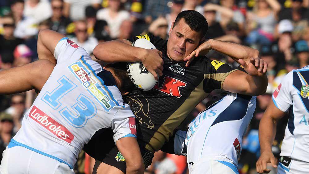I'd do the same tackle: Campbell-Gillard