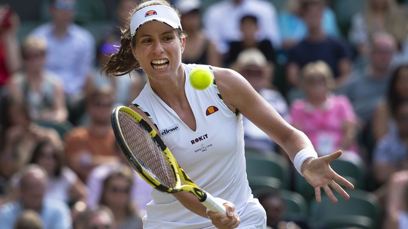 British star Johanna Konta out of Wimbledon due to close contact with COVID-19 case
