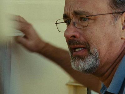 <strong>Best Motion Picture - Drama:</strong> <em> <strong>Captain Phillips</strong> </em> <p>Tom Hanks' Captain Phillips is also up on the best film drama category.