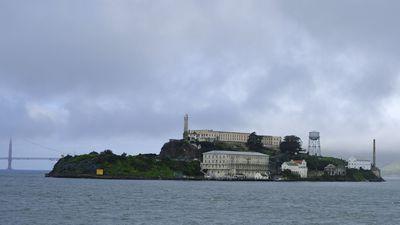 "The island that once housed Al Capone and George ""Machine Gun"" Kelly."