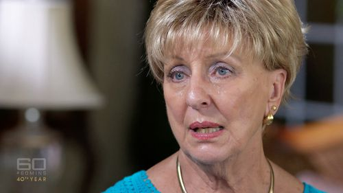 Carol Day spoke to 60 Minutes about her ordeal. Picture: 60 Minutes