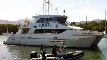The search for a missing spear fisherman has entered its third day.
