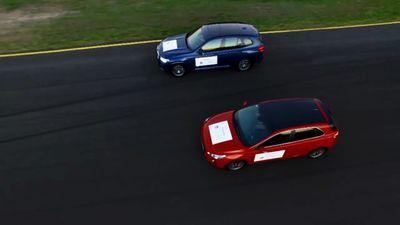 '100 percent safe': Driverless car trial on Sydney motorway