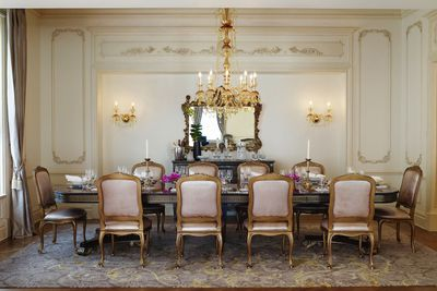 <strong>Royal Plaza Suite, The Plaza Hotel, New York City</strong>