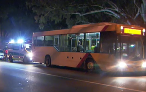 Adelaide bus driver punched, hit with beer bottle