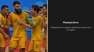 Optus give free access after World Cup failure