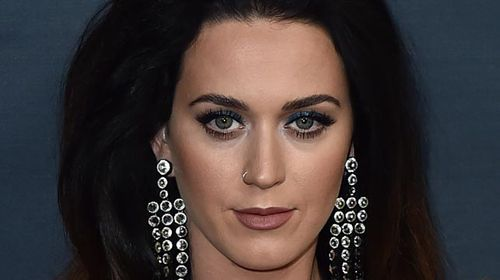 Katy Perry. (AAP)
