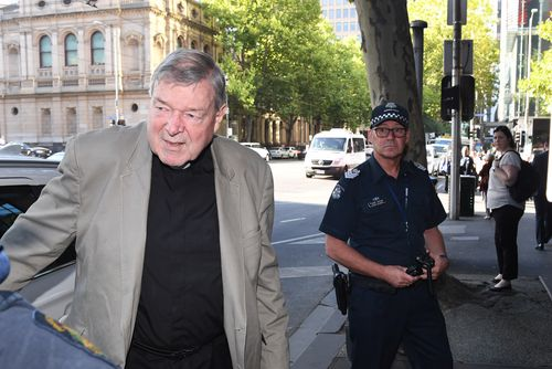 More than 30 witnesses have given evidence in open court since Pell's committal hearing began on March 5. (AAP)