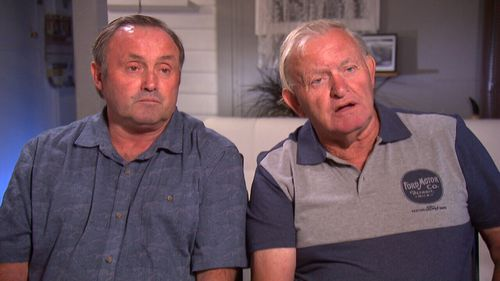 Allan Whyte's brothers hope the investigation into their deaths continue.